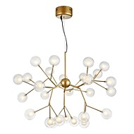 ieftine Φωτιστικά-ZHISHU Novelty Candelabre Lumini Ambientale Pictate finisaje Metal Sticlă Creative, Model nou 110-120V / 220-240V Bec Inclus / G4