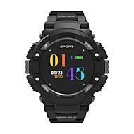 tanie Inteligentne zegarki-Inteligentny zegarek NO.1 F7 na iOS / Android Pulsometr / Wodoodporne / Pomiar ciśnienia krwi / Spalone kalorie / Długi czas czuwania Stoper / Krokomierz / Powiadamianie o połączeniu telefonicznym