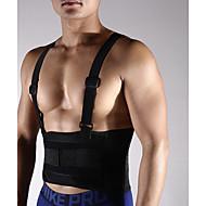 Gewichtheffen Belt Nylon Non Toxic Gewichtsverlies Hulp Tummy Fat Burner Training&Fitness Gym training Training Voor Heren Middel Buitensporten