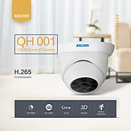 billige IP-kameraer-escam ESCAM QH001 2 mp IP Camera Innendørs
