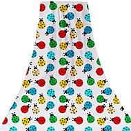billige -Overlegen kvalitet Badehåndkle, Geometrisk / 3D Polyester / Bomull Baderom 1 pcs