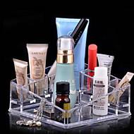 tanie Przechowywanie biżuterii-Przechowywanie Organizacja Kosmetyczny makijaż organizator Akryl Nieregularny kształt Wielowarstwowy / Nieosłonięty
