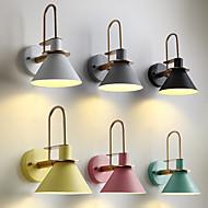baratos Arandelas de Parede-JZGLDS Novo Design / Adorável Moderno / Contemporâneo Luminárias de parede Interior / Escritório Metal Luz de parede 110-120V / 220-240V 40 W