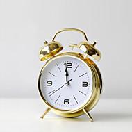 billiga Väckarklockor-Väckarklocka Ramtyp Metall Mekanisk 1 pcs