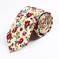 tanie Akcesoria dla mężczyzn-Męskie Imprezowa / Podstawowy Krawat Nadruk