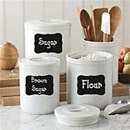 billiga Väggklistermärken-Klistermärken för kylskåp - Väggstickers Flygplan Former Kök