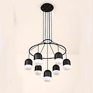 billige Takbelysning og vifter-QIHengZhaoMing 7-Light Lysekroner Omgivelseslys 110-120V / 220-240V, Varm Hvit, LED lyskilde inkludert