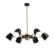 billige Takbelysning og vifter-QINGMING® 6-Light Mini Lysekroner Nedlys - Mini Stil, 110-120V / 220-240V Pære Inkludert