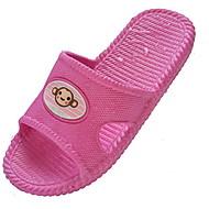tanie Pantofle-Pantofle dla dziewczynek Dom klapki Zwyczajny EVA Jeden kolor