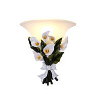 billige Vegglamper-Kreativ / Nytt Design LED / Moderne / Nutidig Vegglamper Stue / Innendørs Harpiks Vegglampe 220-240V 5 W