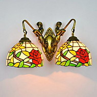 billige Udsalg-Vintage Vegglamper Stue Metall Vegglampe 220-240V