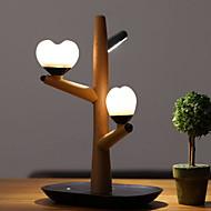 billige Skrivebordslamper-1pc Med LED-lampe LED Night Light Varm hvit Usb Søtt / Kreativ / Atmosfære Lampe <=36 V