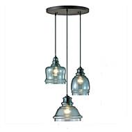 billige Udsalg-QINGMING® 3-Light Mini Anheng Lys Nedlys - Mini Stil, 110-120V / 220-240V Pære ikke Inkludert