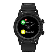 tanie Inteligentne zegarki-Inteligentne Bransoletka YY-P01 na Android 4.4 i iOS 8.0 lub nowszy Pulsometr / Wodoodporne / Spalone kalorie / Długi czas czuwania / Ekran dotykowy Krokomierz / Powiadamianie o połączeniu