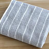 baratos Toalha de Banho-Qualidade superior Toalha de Banho, Geométrica Poliéster / Algodão Banheiro 1 pcs