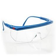1pc Polycarbonat Briller Sikkerhed og beskyttelsesudstyr Støvsikker Anti-Fog