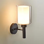 billige Vegglamper-Mini Stil Moderne / Nutidig / Land Vegglamper Stue / Soverom Metall Vegglampe 110-120V / 220-240V 60 W