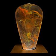 billige Globepærer med LED-1pc 3 W 160 lm E26 / E27 ST64 1 LED perler Høyeffekts-LED Kreativ / Nytt Design / Dekorativ Varm hvit 90-240 V