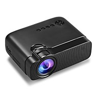 cheap -Factory OEM GC3 LCD Business Projector / Home Theater Projector LED Projector 6000 lm Support 1080P (1920x1080) 40-140 inch Screen / WXGA (1280x800) / ±15°