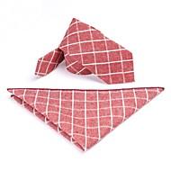 tanie Akcesoria dla mężczyzn-Męskie Impreza / Praca Krawat Geometric Shape