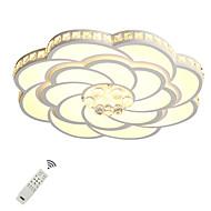 billige Taklamper-UMEI™ Geometrisk / Originale Takplafond Omgivelseslys - Krystall, Nytt Design, 110-120V / 220-240V, Varm Hvit / Hvit / Dimbar med fjernkontroll, LED lyskilde inkludert
