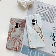 Etui Til Samsung Galaxy S9 Plus / S8 Plus Mønster Bagcover Marmor Hårdt PC for S9 / S9 Plus / S8 Plus