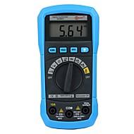 tanie Instrumenty elektryczne-1 pcs Tworzywa sztuczne Cyfrowy miernik uniwersalny / Instrument Odmierzanie / Pro / Wykrywanie obwodu
