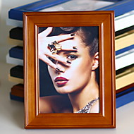 baratos Placas de Expansão-Moderno / Contemporâneo Madeira Pintura Molduras, 1pç