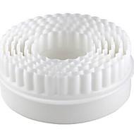 tanie Narzędzia Cookie-Narzędzia do pieczenia Plastik Kreatywny gadżet kuchenny Tort / Wielofunkcyjne / Akcesoria kuchenne Przybory deserowe 6 szt.