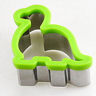 billige Bakeredskap-Bakeware verktøy Rustfritt Stål Multifunksjonell / Kreativ Kjøkken Gadget For kjøkkenutstyr / Til Kake Cake Moulds / Dessertverktøy 1pc