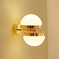 tanie Kinkiety Ścienne-QIHengZhaoMing LED / Nowoczesny Lampy ścienne Sklepy / Kawiarnie / Biuro Akryl Światło ścienne 110-120V / 220-240V 10 W