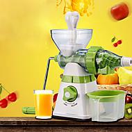 tanie Akcesoria do owoców i warzyw-Narzędzia kuchenne ABS Przyjazne dla środowiska / Kreatywny gadżet kuchenny Sokowirówka ręczna Owoc / warzyw / Akcesoria kuchenne 1 szt.