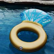 Χαμηλού Κόστους Διασκέδαση στην πισίνα και στο νερό-Φουσκωτά πισίνας Ρόμβος Δημιουργικό PVC / Vinyl Ενηλίκων Γιούνισεξ Παιχνίδια Δώρο 1 pcs