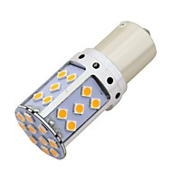 cheap Car Light Accessories-SO.K 2pcs BA15S(1156) / 1156 Car Light Bulbs 21 W SMD 3030 1800 lm 35 LED Turn Signal Light / Motorcycle Lighting / Accessories For universal All years