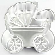 billige Bakeredskap-Bakeware verktøy Aluminium Kreativ Kjøkken Gadget Originale kjøkkenredskap Cube Dessertverktøy 1pc