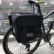 Χαμηλού Κόστους Διπλές τσάντες σέλας ποδηλάτου-40 L Τσάντα αποσκευών για ποδήλατο / Διπλή τσάντα σέλας ποδηλάτου Αδιάβροχη, Αδιάβροχο, Φοριέται Τσάντα ποδηλάτου 600D πολυεστέρα Τσάντα ποδηλάτου Τσάντα ποδηλασίας Ποδηλασία Ποδήλατο