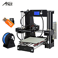 cheap -Anet A6 New Version 480*400*400 0.4 mm