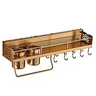 billiga Köksförvaring-Kök Organisation Köksredskap Rostfritt stål Förvaring 1st