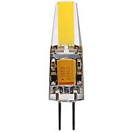 billige Bi-pin lamper med LED-SENCART 1pc 4 W 350 lm G4 LED-lamper med G-sokkel T 1 LED perler COB Dekorativ Varm hvit / Hvit 12 V