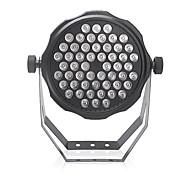 halpa Soittimet-Par-lamput DMX 512 / Master-Slave / Äänentunnistus 54 W varten Näyttämö / Häät / Klubi Helppo kantaa / Kestävä