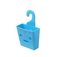 billiga Köksförvaring-Kök Organisation Hängande korgar Plast Kreativ Köksredskap 1st