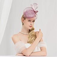 100% Leinen Kentucky Derby-Hut / Stirnbänder mit Schleife 1pc Besondere Anlässe / Party / Abend Kopfschmuck