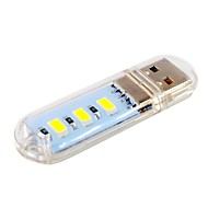 1 개 LED 밤 빛 / 벽 플러그 야간 조명 따뜻한 화이트 / 내추럴 화이트 응급 / 장식 / 행잉 5 V
