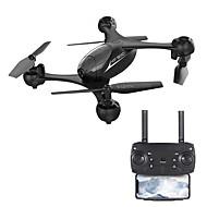 RC Drone KF600 BNF WIFI Med HD-kamera 720 Fjernstyrt quadkopter Hodeløs Modus / Flyvning Med 360 Graders Flipp Fjernstyrt Quadkopter / Fjernkontroll / 1 USD-kabel