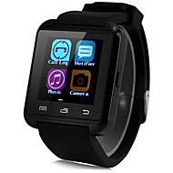 ساعة ذكية ل ios / android طويلة الاستعداد / مكالمات بدون استخدام اليدين / شاشة تعمل باللمس / تعقب تتبع النشاط / تعقب النوم / تذكير المستقرة / العثور على جهاز / تذكير بممارسة