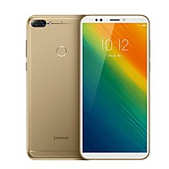 "cheap -Lenovo K5 note 6 inch "" 4G Smartphone (4GB + 64GB 2 mp / 16 mp Qualcomm Snapdragon 450 3760 mAh mAh)"