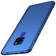 Custodia Per Huawei Huawei Mate 20 Lite / Huawei Mate 20 Pro Effetto ghiaccio Per retro Tinta unita Resistente PC per Mate 10 / Mate 10 pro / Mate 10 lite / Mate 9 Pro