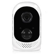 billige Utendørs IP Nettverkskameraer-Hiseeu HSY-FT11 2 mp IP-kamera Utendørs Brukerstøtte 64 GB