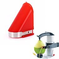 tanie Akcesoria do owoców i warzyw-5 szt. Narzędzia kuchenne Stal nierdzewna + Plastic Kreatywny gadżet kuchenny Narzędzia / Obieraczka i tarka Owoc / warzyw