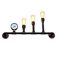 billige Vegglamper-Antikk / Vintage Vegglamper Stue / Soverom Metall Vegglampe 220-240V 60 W